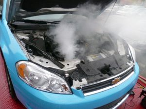 Car Over heating